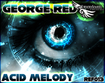 RED, George - Acid Melody (Front Cover)