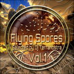 VARIOUS - Flying Spores Vol 1 (Front Cover)