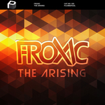 FROXIC - The Arising (Front Cover)