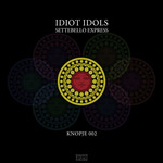 IDIOT IDOLS - Settebello Express (Front Cover)