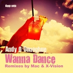 O'DONOGHUE, Andy - Wanna Dance (Front Cover)
