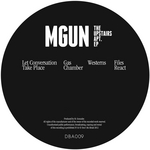 MGUN - The Upstairs Apt EP (Front Cover)