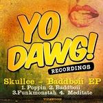 SKULLEE - Baddboii EP (Front Cover)