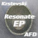 KRSTEVSKI - Resonate EP (Front Cover)