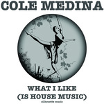MEDINA, Cole - What I Like (Is House Music) (Front Cover)
