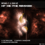 MICHAEL C/JEAN LUC - Hit Me (The remixes) (Front Cover)