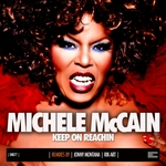 McCAIN, Michele - Keep On Reachin (Front Cover)