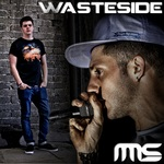DRAMATIK feat GRAVITY - Wasteside (Front Cover)