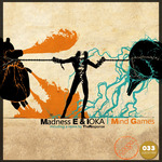 MADNESS E/IOKA - MIND GAMES (Front Cover)