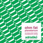 OHM FAT - Planetarium (Front Cover)