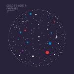 GOGO PENGUIN - Fanfares (Front Cover)