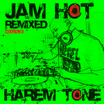 HAREM TONE - Jam Hot Remixed (Front Cover)