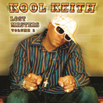 KOOL KEITH - Lost Masters Volume 2 (Front Cover)
