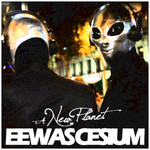 CESIUM, Eewas - A New Planet EP (Front Cover)