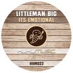 LITTLEMAN BIG - Its Emotional (remixes) (Front Cover)