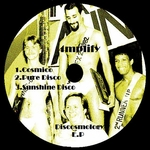 4MPLIFY - Discosmology EP (Front Cover)
