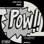 PENA, Kike - Pow (Front Cover)