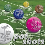 VARIOUS - Pot Shots (Front Cover)