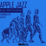 APPLE JAZZ - Human EP (Front Cover)