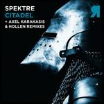 SPEKTRE - Citadel (Front Cover)