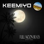 KEEMIYO - Full Moon Beats pt 1 EP (Front Cover)