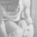 REMAIN/POPULETTE - Discomfort EP (Front Cover)