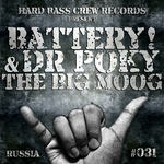 BATTERY/DR POKY - The Big Moog (Front Cover)