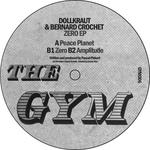 DOLLKRAUT/BERNARD CROCHET - Zero EP (Front Cover)