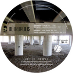 OPTIC NERVE - Detropolis EP (Front Cover)