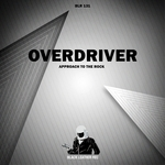 OVERDRIVER - Approach To The Rock (Front Cover)