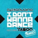 I Don't Wanna Dance remixes