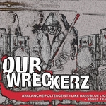 DUB WRECKERZ - From The Unknown (Front Cover)