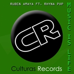 AMAYA, Ruben feat RHYNA POP - Music Is Life (Front Cover)