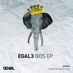 EGAL 3 - Bios (Front Cover)