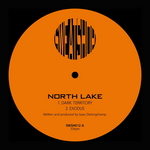 NORTH LAKE - Dark Territories (Front Cover)