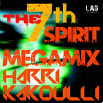 KAKOULLI, Harri/VARIOUS - The 7th Spirit Megamix (Front Cover)