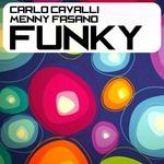 CAVALLI, Carlo/MENNY FASANO - Funky (Front Cover)