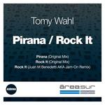 WAHL, Tomy - Pirana (Front Cover)