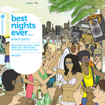 Best Nights Ever Beach Party (unmixed tracks)