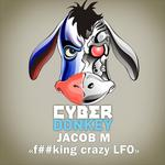 JACOB M - F King Crazy Lfo (Front Cover)