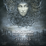 BOBALINO feat JAY FURZE - Titans (Front Cover)