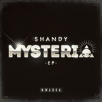 SHANDY - Mysteria EP (Front Cover)