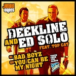 DEEKLINE/ED SOLO - Jungle Cakes Vol 15 (Front Cover)