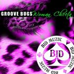 GROOVE BUGS - Woman Cheeta (Front Cover)