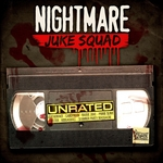 VARIOUS - Nightmare Juke Squad: Unrated (Front Cover)