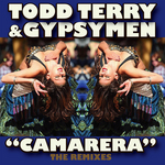 TERRY, Todd/GYPSYMEN - Camarera: The Remixes (Front Cover)