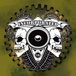 MIKI D BRAYE/GET HAN/DRIVERX/FREAKENSIS - Incorporated Vol 16 (Front Cover)