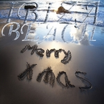 VARIOUS - Ibiza Beach Merry XMAS: Winter Island Cafe Lounge Greatest (Front Cover)