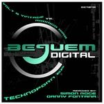 VOLT & VINTAGE/RODRIGO DIAZ - Technoporn EP (Front Cover)