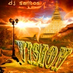 DJ SANTOS - Vision (Front Cover)